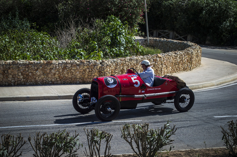 Gozo sports a varied calendar of events including vintage, classic and military vehicle runs and shows. © Stefan Stafrace